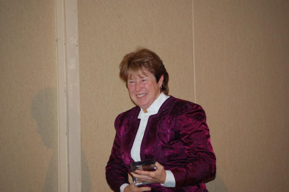 Marianne, trailblazer
